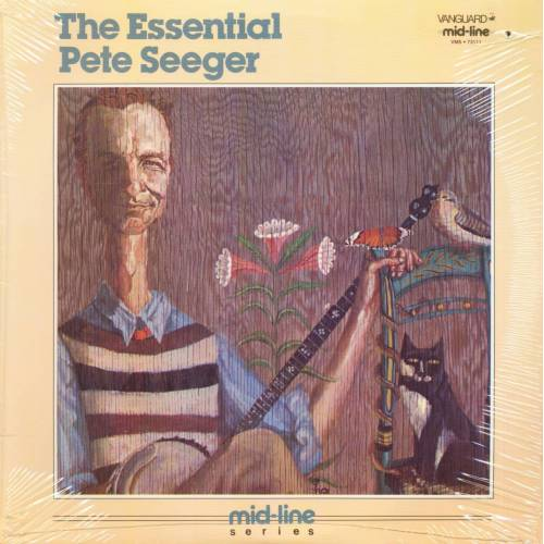 Pete Seeger - The Essential (LP, Cut-Out)