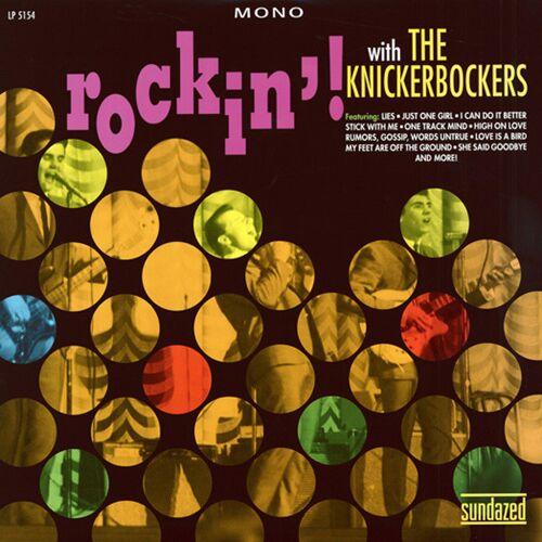 The Knickerbockers - Rockin' With The Knickerbockers (LP)