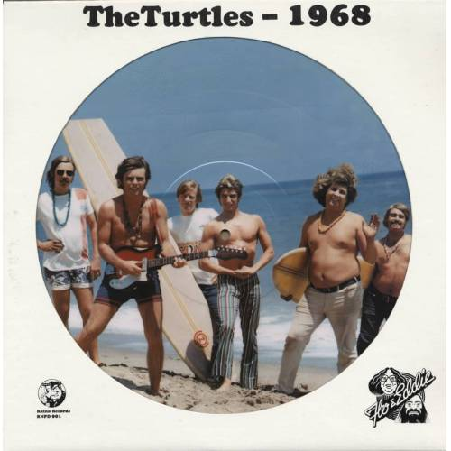 The Turtles - The Turtles - 1968 (LP, 45rpm)
