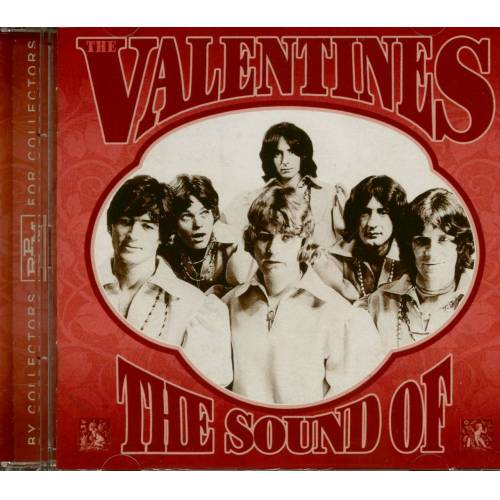 VALENTINES - The Sound Of The Valentines (CD)