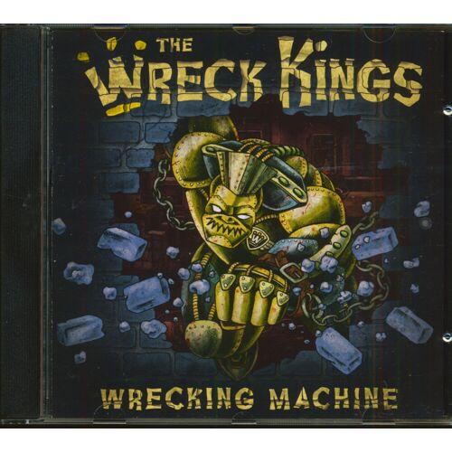 The Wreck Kings - Wrecking Machine (CD)