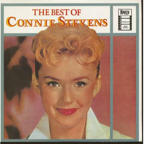 Connie Stevens - The Best Of Connie Stevens (LP)