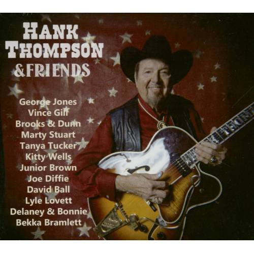 Hank Thompson - Hank Thompson & Friends (CD)