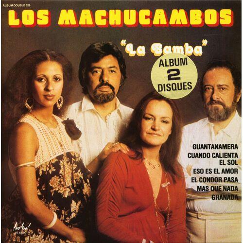 Los Machucambos - La Bamba (2-LP)