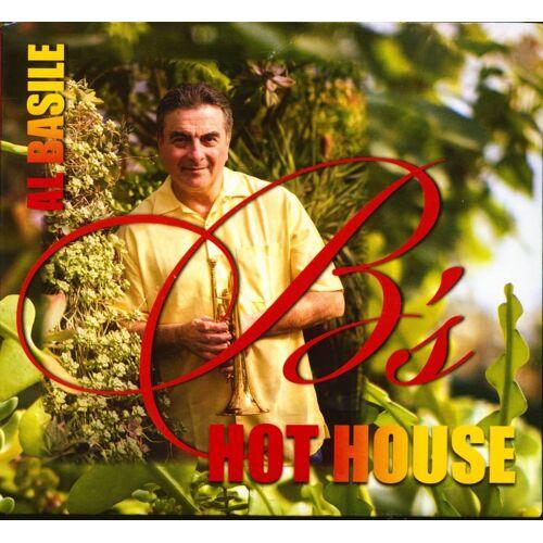 Al Basile - B's Hot House (CD)