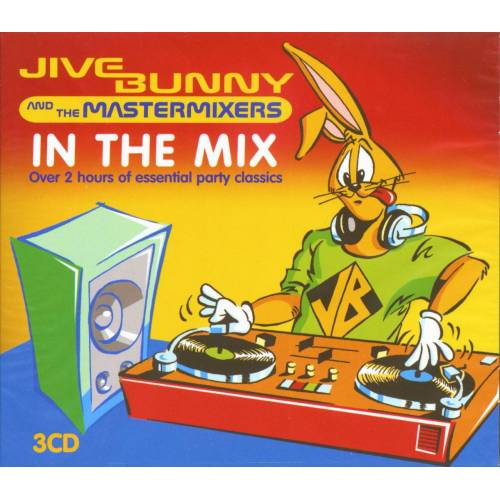 Jive Bunny & The Mastermixers - Jive Bunny & The Mastermixers - In The Mix (3-CD)