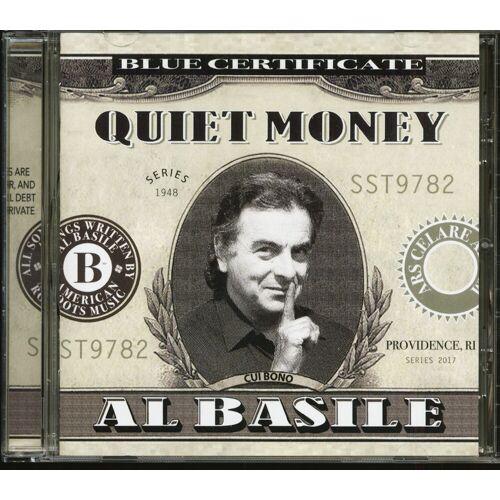 Al Basile - Quiet Money (CD)