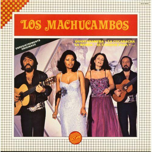 Los Machucambos - Los Machucambos (LP)