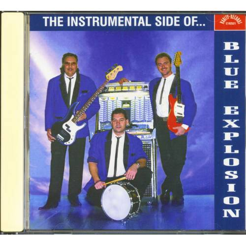 Blue Explosion - The Instrumental Side Of Blue Explosion (CD)