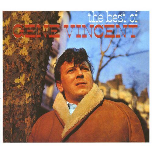 Gene Vincent - The Best Of Gene Vincent (CD)