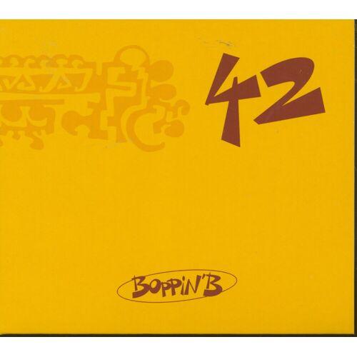 Boppin' B - 42 - Ekstase (CD)