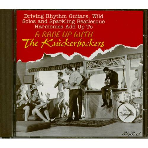 The Knickerbockers - A Rave Up With The Knickerbockers (CD)