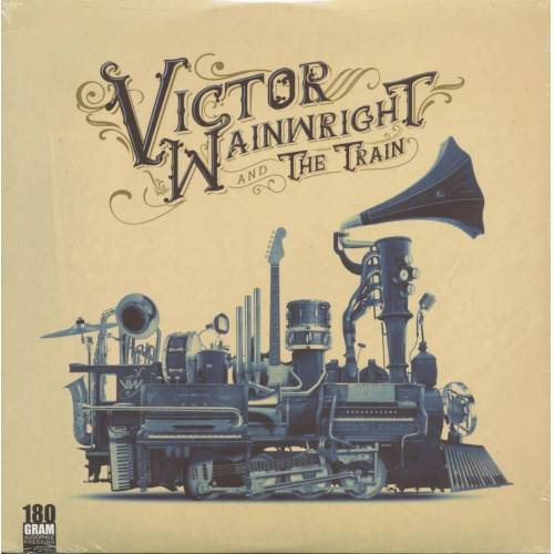 Victor Wainwright & The Train - Victor Wainwright And The Train (LP, 180g Vinyl)