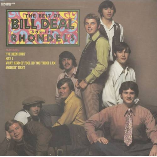 Bill Deal & The Rhondels - The Best Of Bill Deal And The Rhondels (LP)