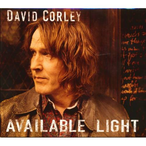 David Corley - Available Light (CD)