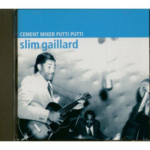 Slim Gaillard - Cement Mixer Putti Putti (CD)