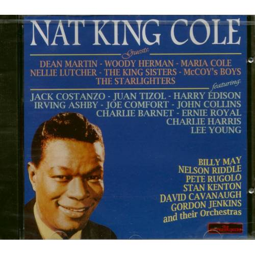 Nat 'King' Cole - The Entertainers (CD)