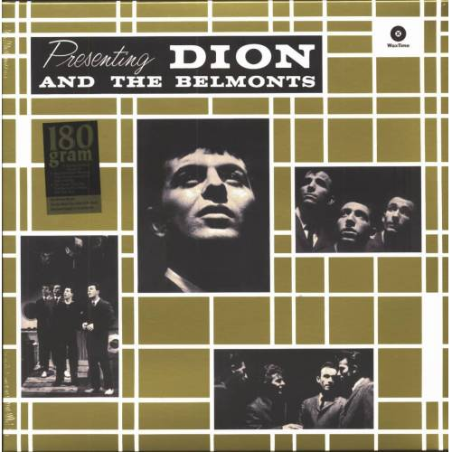 Dion And The Belmonts - Presenting Dion And The Belmonts (LP, 180g Vinyl, Ltd.)