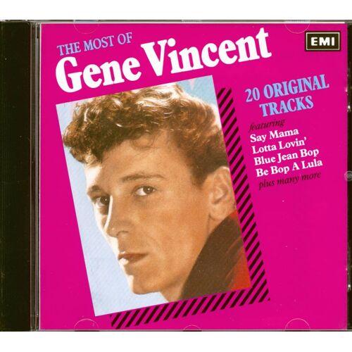 Gene Vincent - The Most Of Gene Vincent (CD)