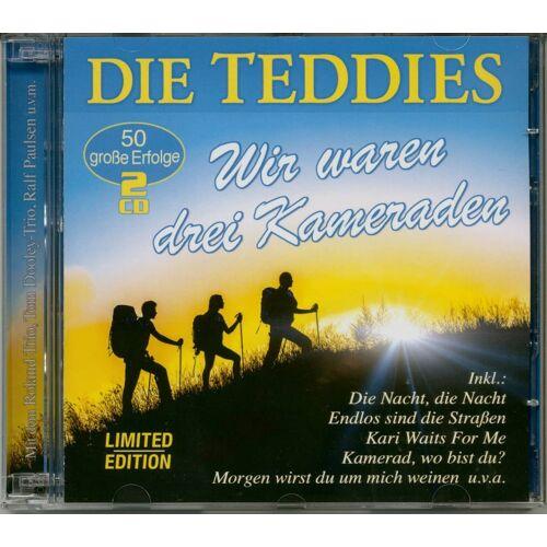 Die Teddies - Wir waren drei Kameraden (2-CD)