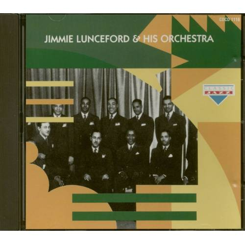 Jimmie Lunceford - Jimmie Lunceford & His Orchestra (CD)