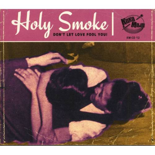 Various - Holy Smoke (CD)