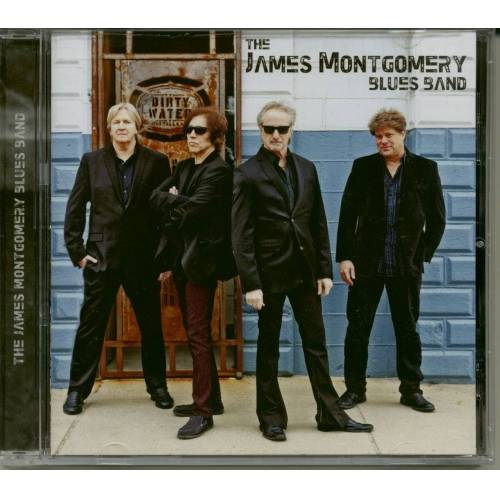 The James Montgomery Band - The James Montgomery Blues Band (CD)