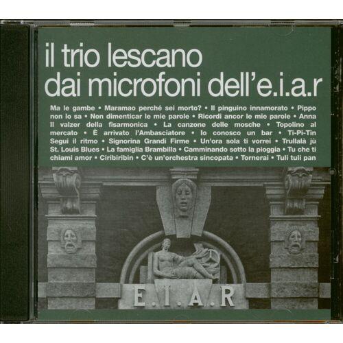 Various - Dai Microfoni Dell' E.I.A.R. (CD)