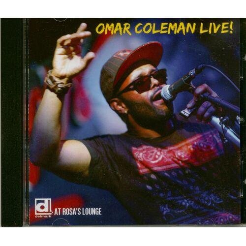 Omar Coleman - Omar Coleman Live! (CD)