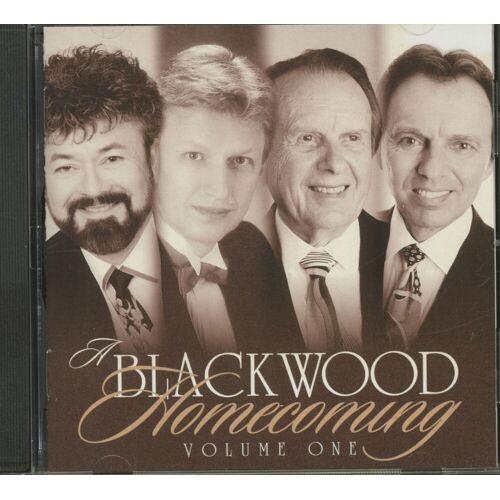 The Blackwood Brothers - A Blackwood Homecoming (CD)