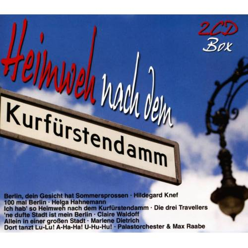 Various - Heimweh nach dem Kurfürstendamm (2-CD)