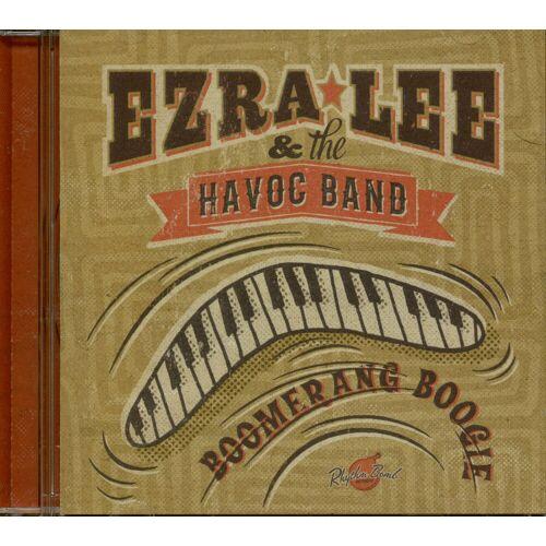 Ezra Lee - Boomerang Boogie