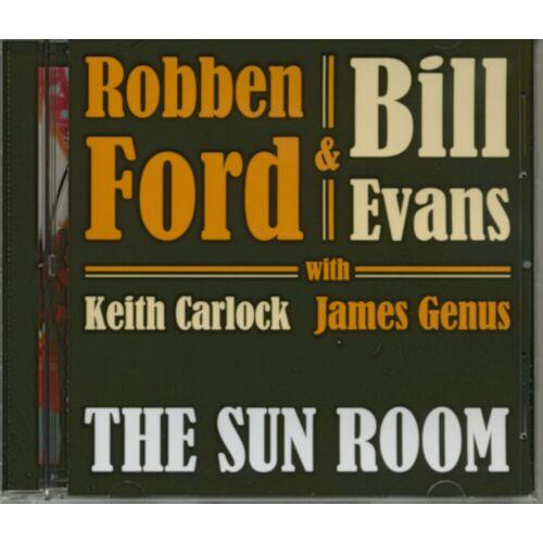 Robben Ford & Bill Evans - The Sun Room (CD)