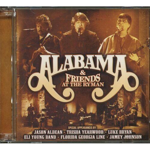 Alabama - Alabama And Friends At The Ryman (2-CD)