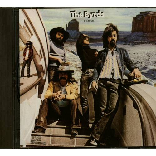 The Byrds - Untitled (CD)