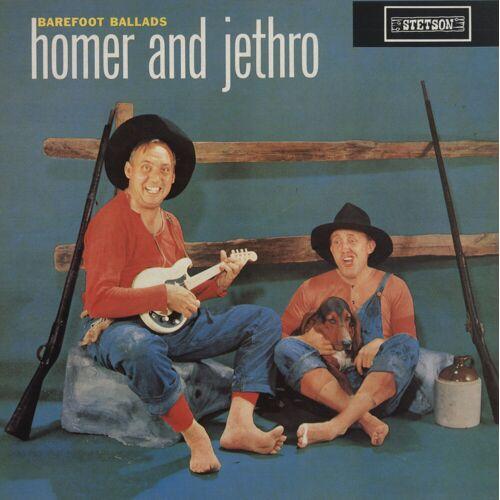 Homer & Jethro - Barefoot Ballads