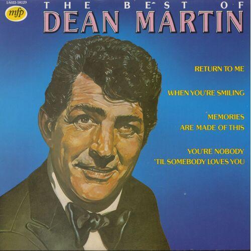 Dean Martin - The Best Of Dean Martin (LP)