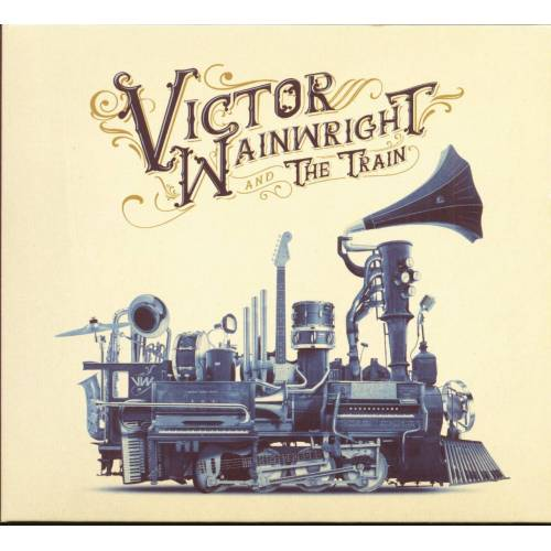Victor Wainwright & The Train - Victor Wainwright And The Train (CD)