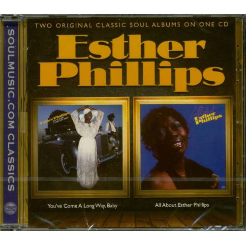 Esther Phillips - You've Come A Long Way, Baby - All About Esther Phillips (CD)