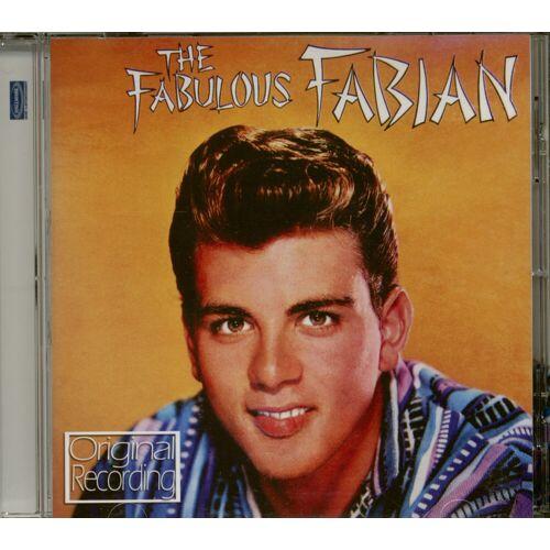 Fabian - The Fabulous Fabian (CD)