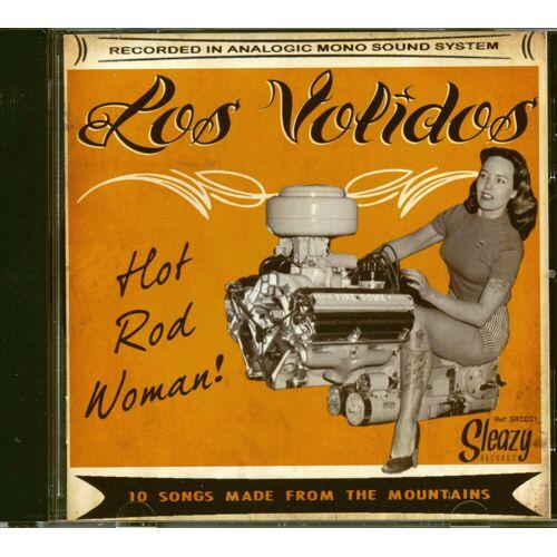 Los Volidos - Hot Rod Woman (CD)