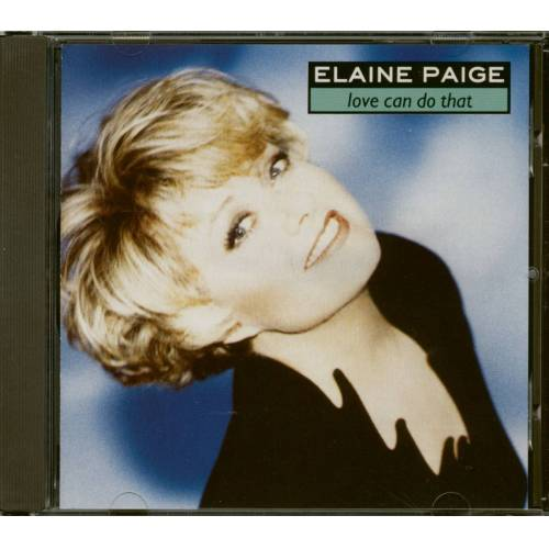 Elaine Paige - Love Can Do That (CD)