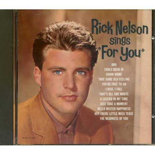 Ricky Nelson - Rick Nelson Sings For You (CD)