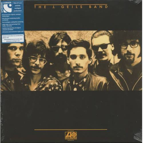 The J. Geils Band - The J. Geils Band (LP, 180g Vinyl)