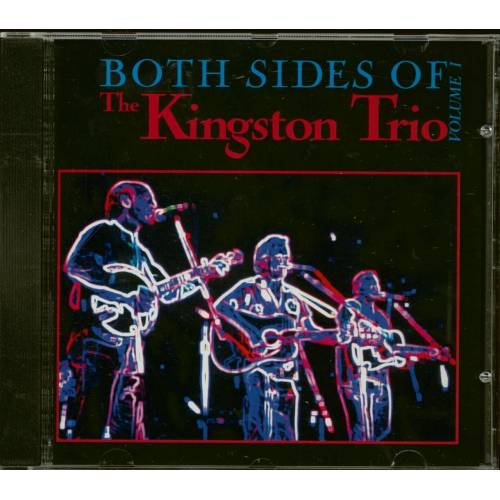The Kingston Trio - Both Sides Of The Kingston Trio Vol.1 (CD)
