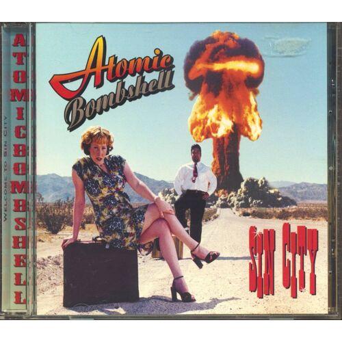 Atomic Bombshell - Sin City (CD)