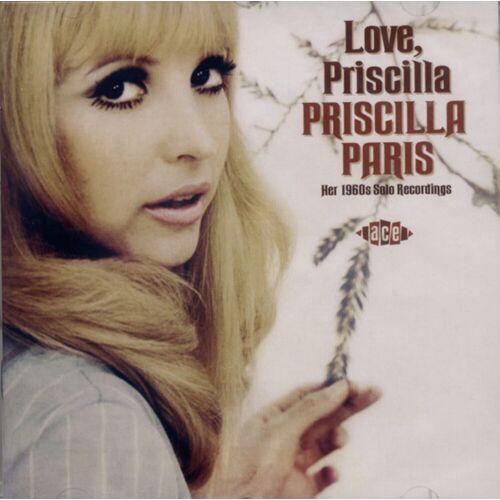 Priscilla Paris - Love, Priscilla