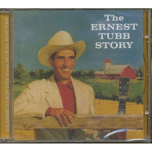 Ernest Tubb - The Ernest Tubb Story (CD)