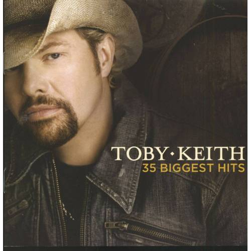 Toby Keith - 35 Biggest Hits (2-CD)