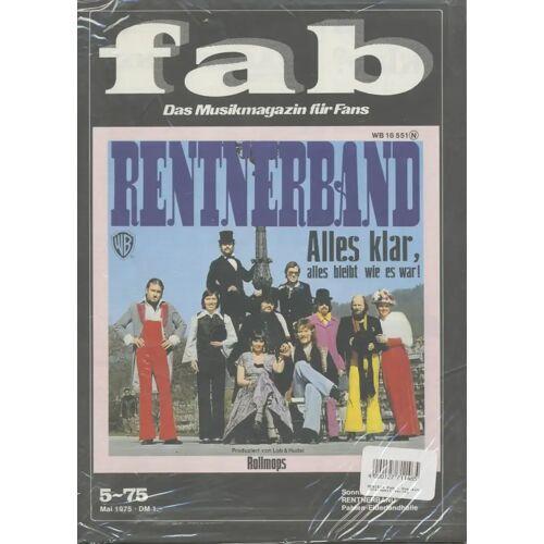 Fab - Magazin - Fab - Magazin - Blattpost Verlag
